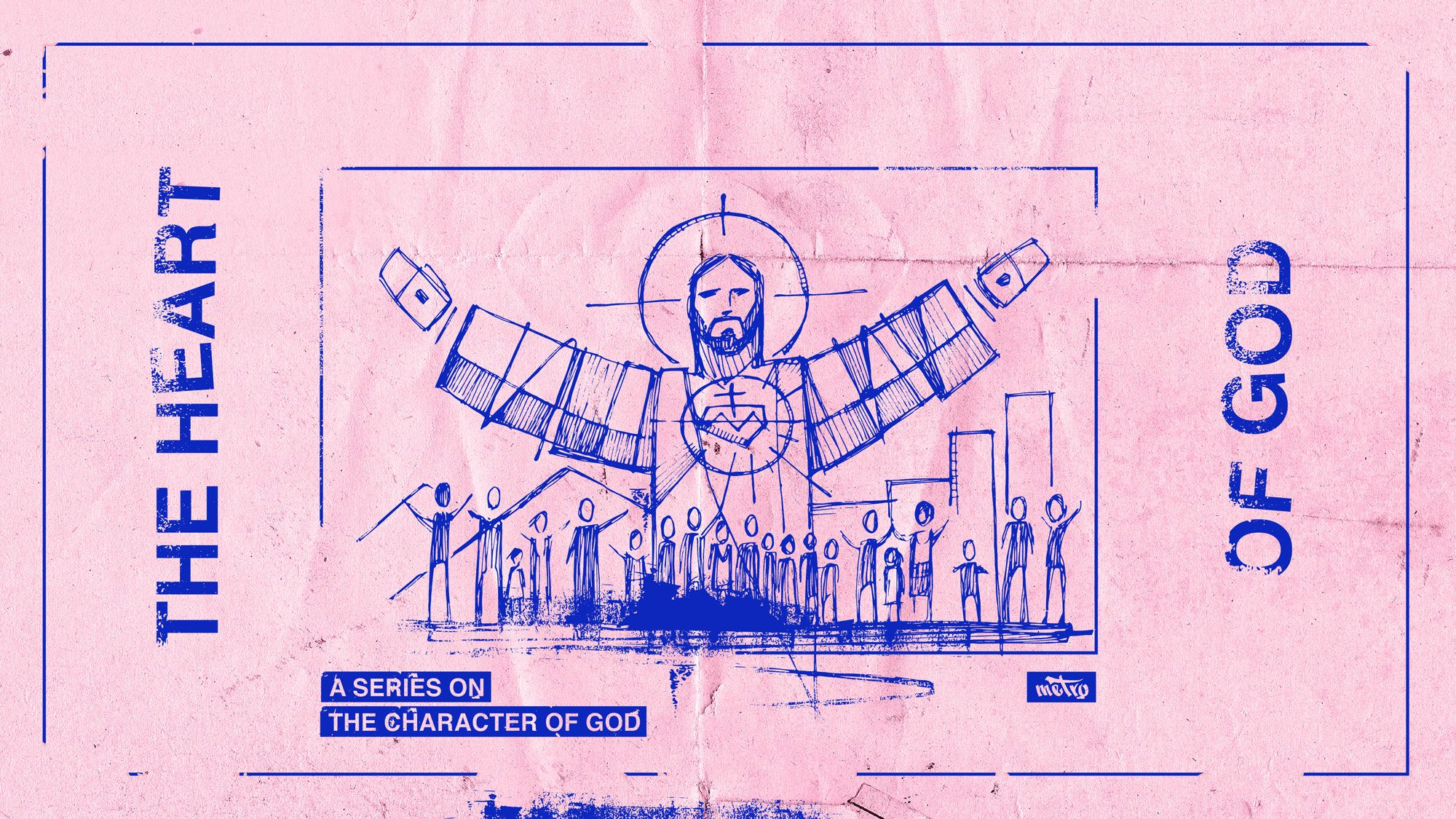The Heart of God graphic