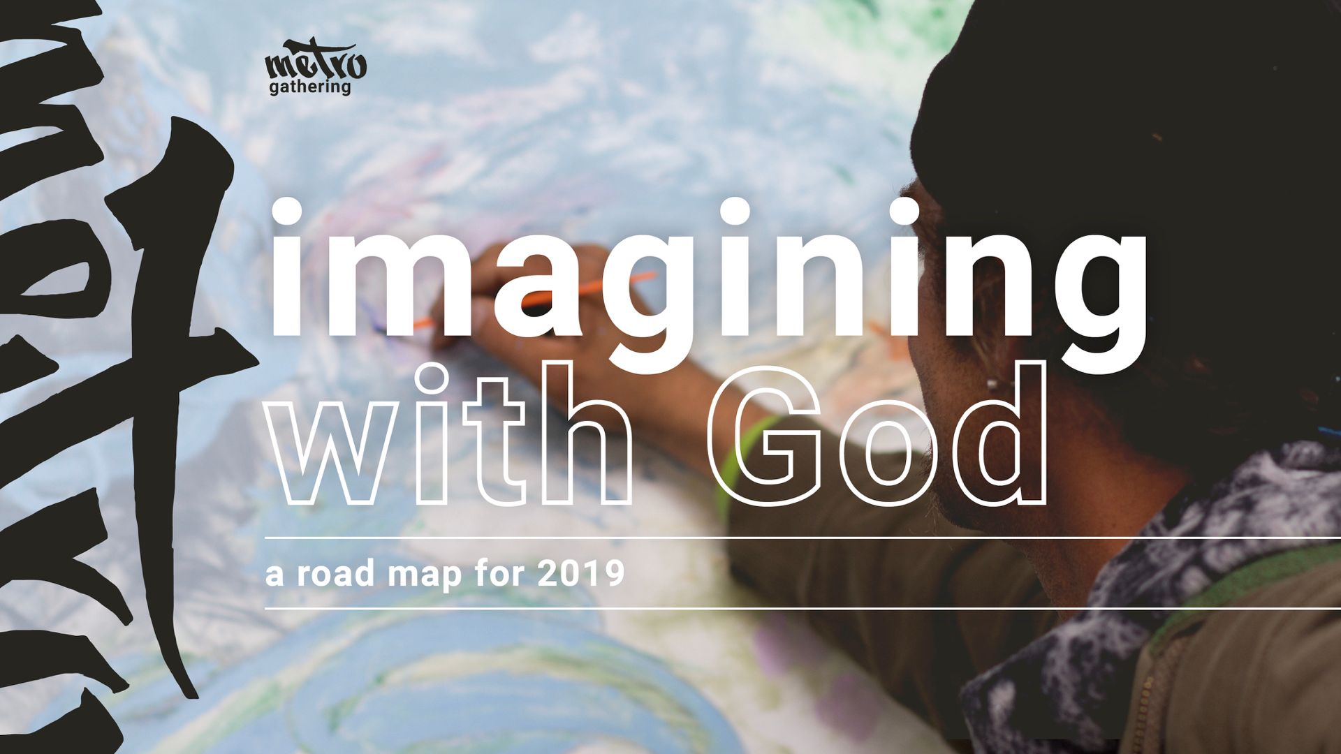 Imagining With God graphic