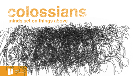 Colossians Series graphic
