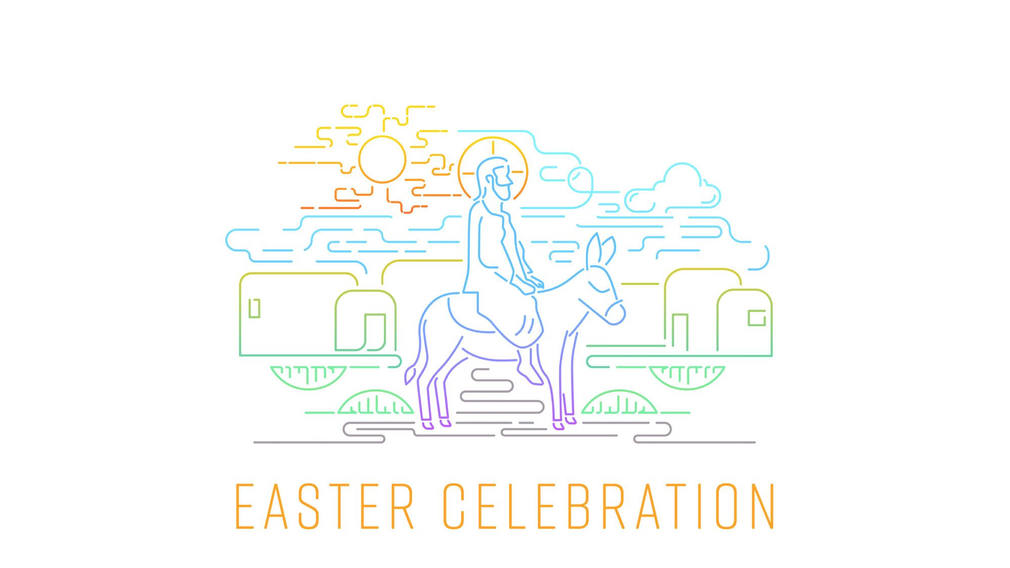 Easter 2018 graphic