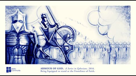 Armour of God graphic