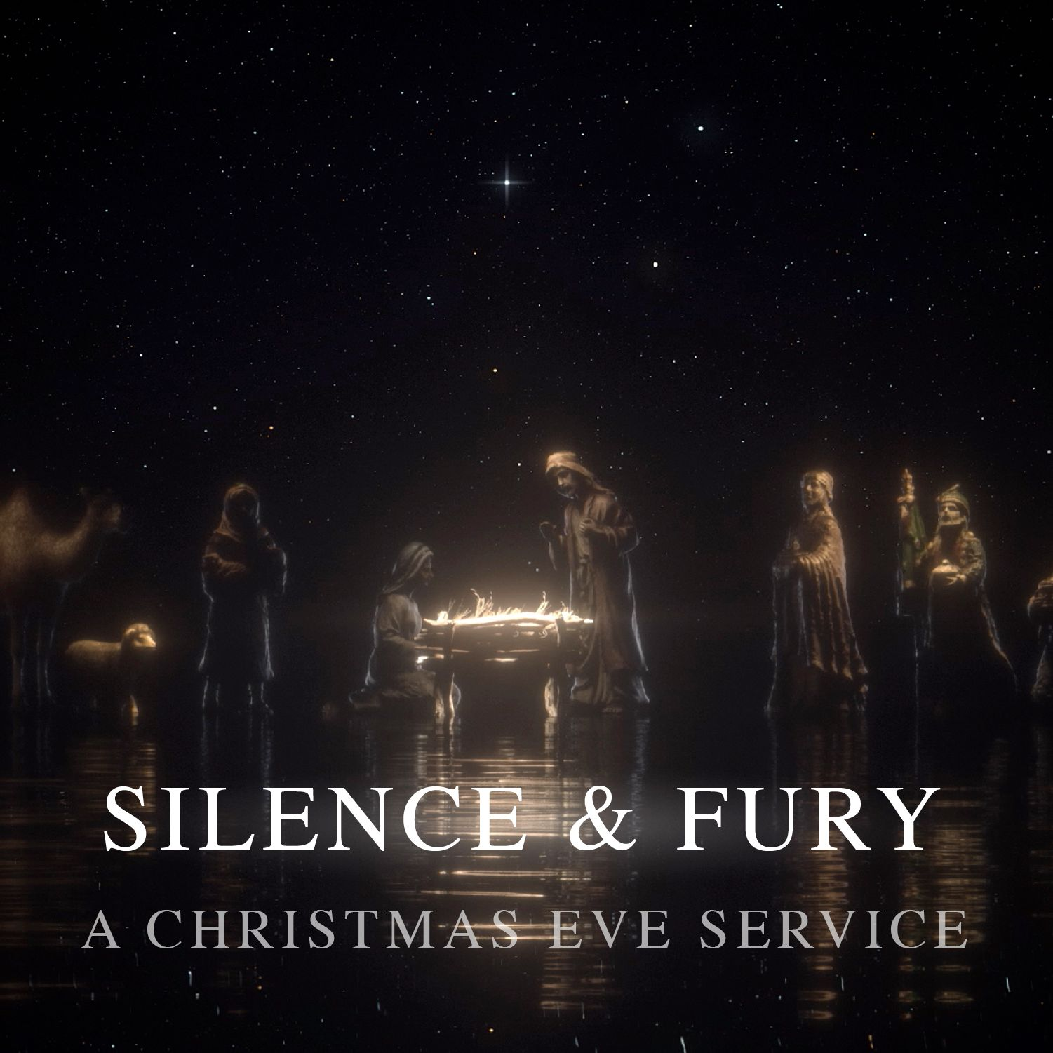 Silence & Fury graphic