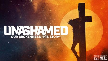Unashamed graphic