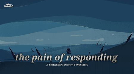 The Pain of Responding graphic