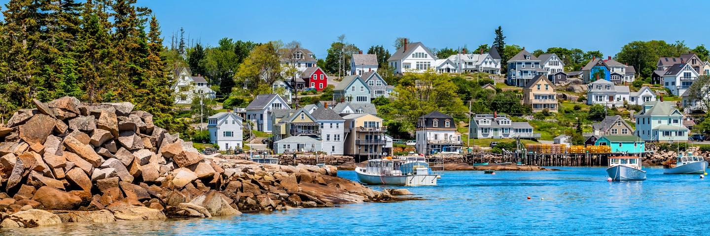 Get paid to live in Maine