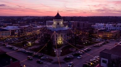 Get paid to live in Bloomington, Indiana