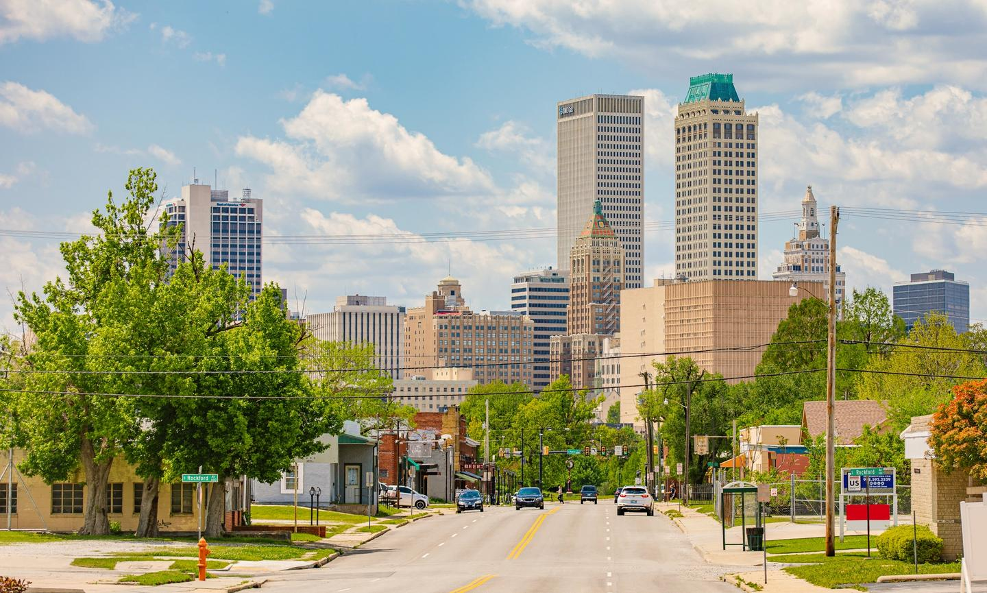 Get paid to live in Tulsa, Oklahoma