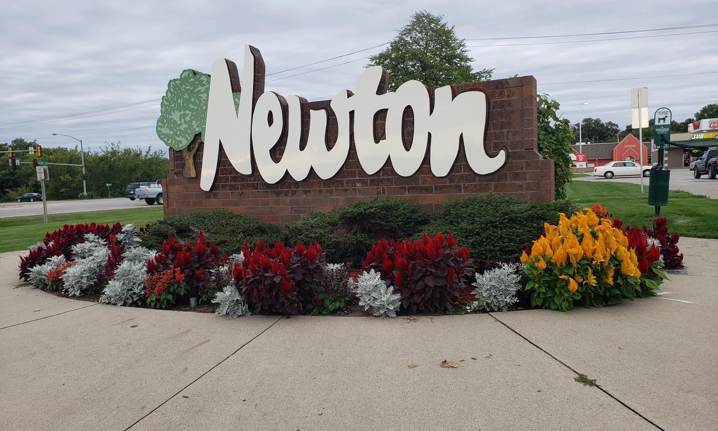 Get paid to live in Newton, Iowa