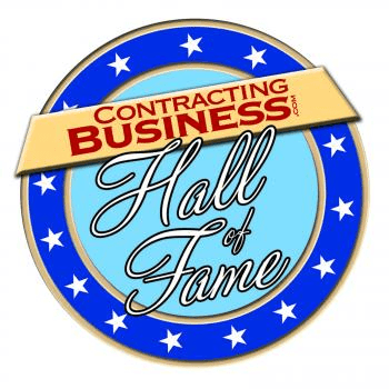 Contracting Business Hall of Fame Award