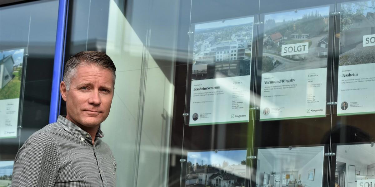 Jessheim jubilerer: - Det har vært enorm vekst i områdene rundt Gardermoen i løpet av disse 25 årene