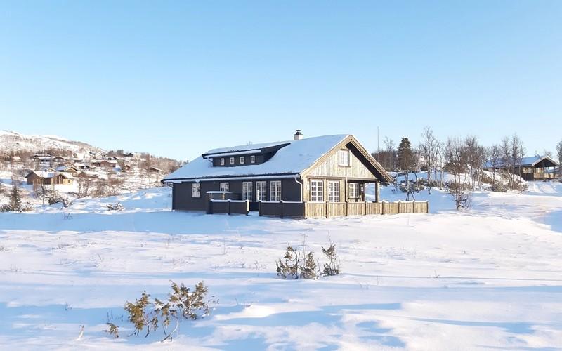 Her kan du feire jul i egen hytte - ikke for sent å kjøpe drømmehytta