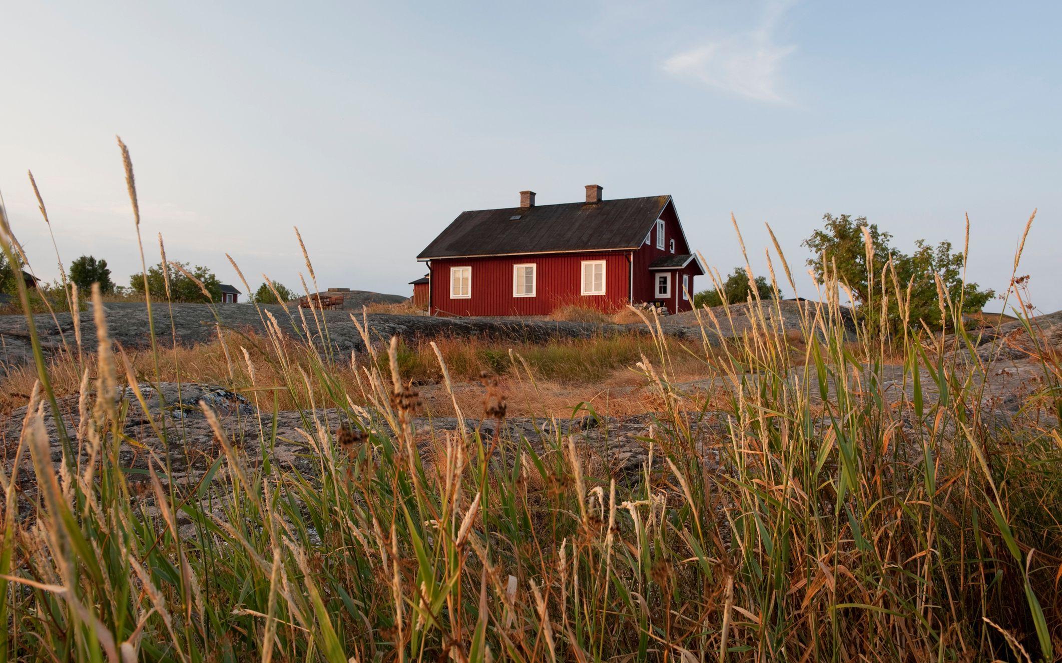 På tide å forberede hytta til sommeren!
