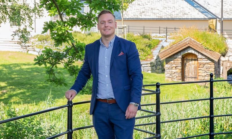 Daniel Mossige, Krogsveen Jæren