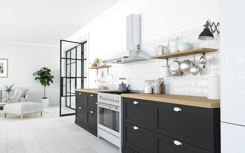 10 tips til hvordan du får bedre plass på kjøkkenet