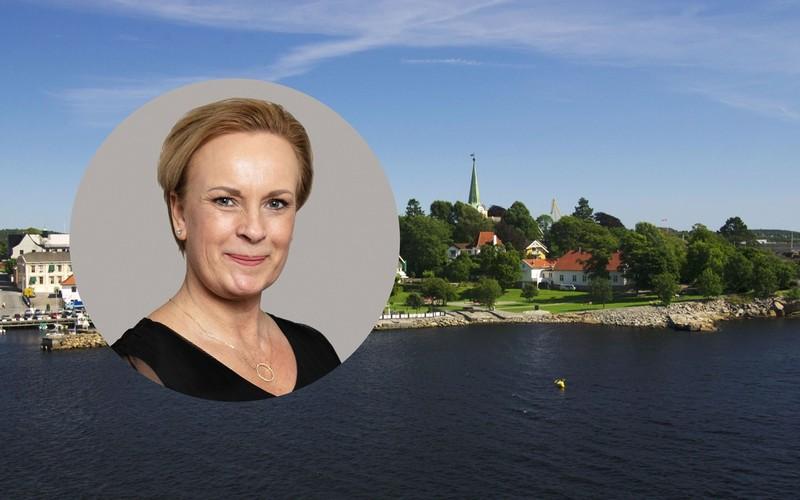 Lederskifte hos Krogsveen i Larvik: - Jeg skifter fra et fantastisk Krogsveen-kontor til et annet