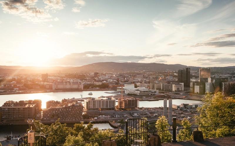 Ville budrunder i Oslo