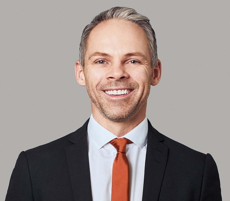 Christer Haugen, daglig leder Krogsveen Bergen Vest
