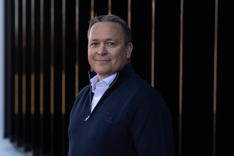 Stian Kløfta, administrerende direktør Krogsveen