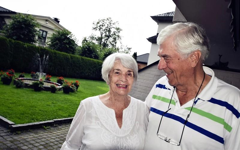Lydia (85) kjøpte bolig for utleie gjennom Krogsveen: - Jeg følte meg så godt ivaretatt