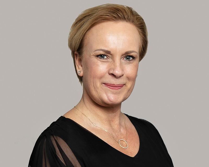 Anette Vindum, daglig leder Krogsveen Larvik