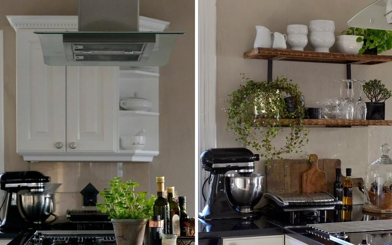 Fem enkle grep som gir «nytt» kjøkken