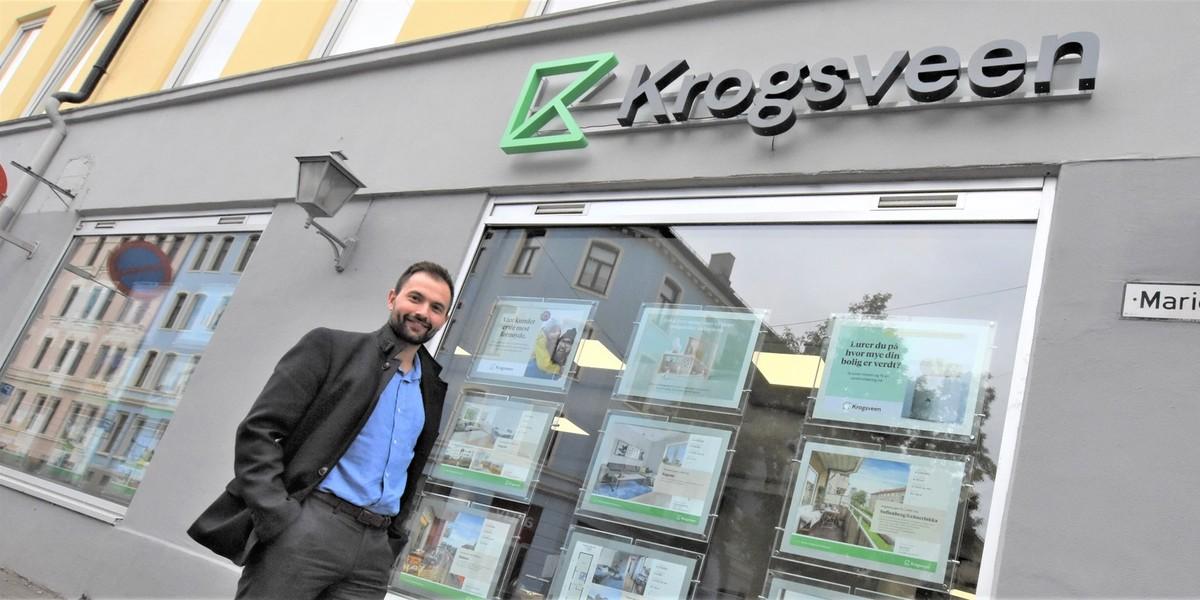 Visste du at Krogsveen kan leie ut boligen for deg?