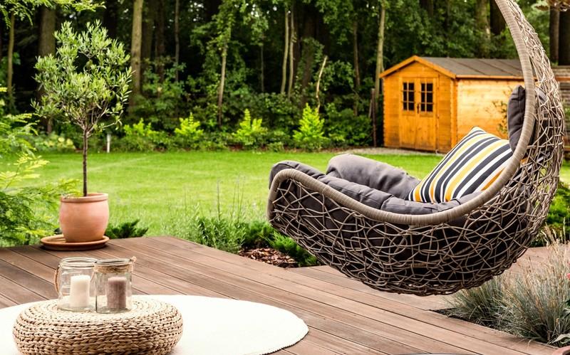 Gruer du deg til å reise fra hagen?