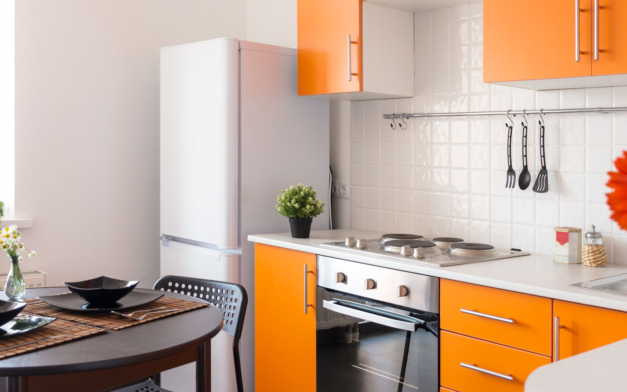 Oransje – årets interiørfarge