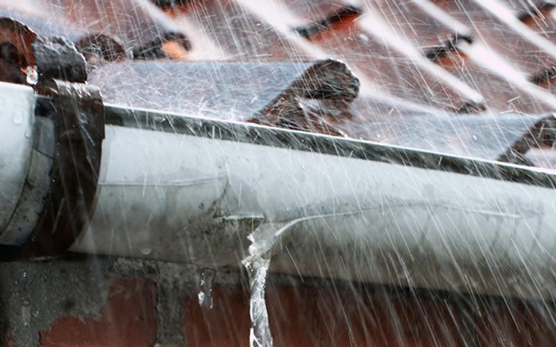 Høstsjekk av taket