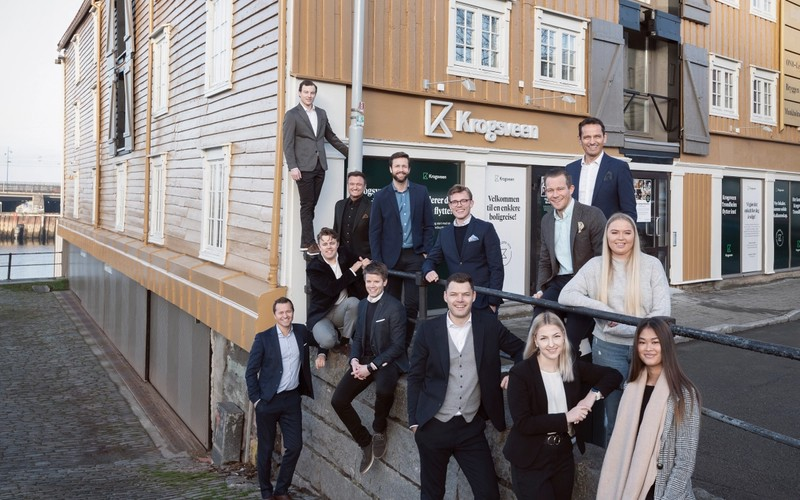 Krogsveen i Trondheim: Sikrer trygt salg med fokus på best mulig boligpris