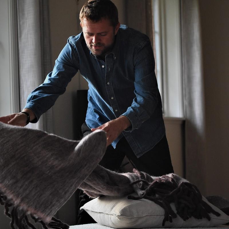 Anders Slettemoen, Interiørstylist
