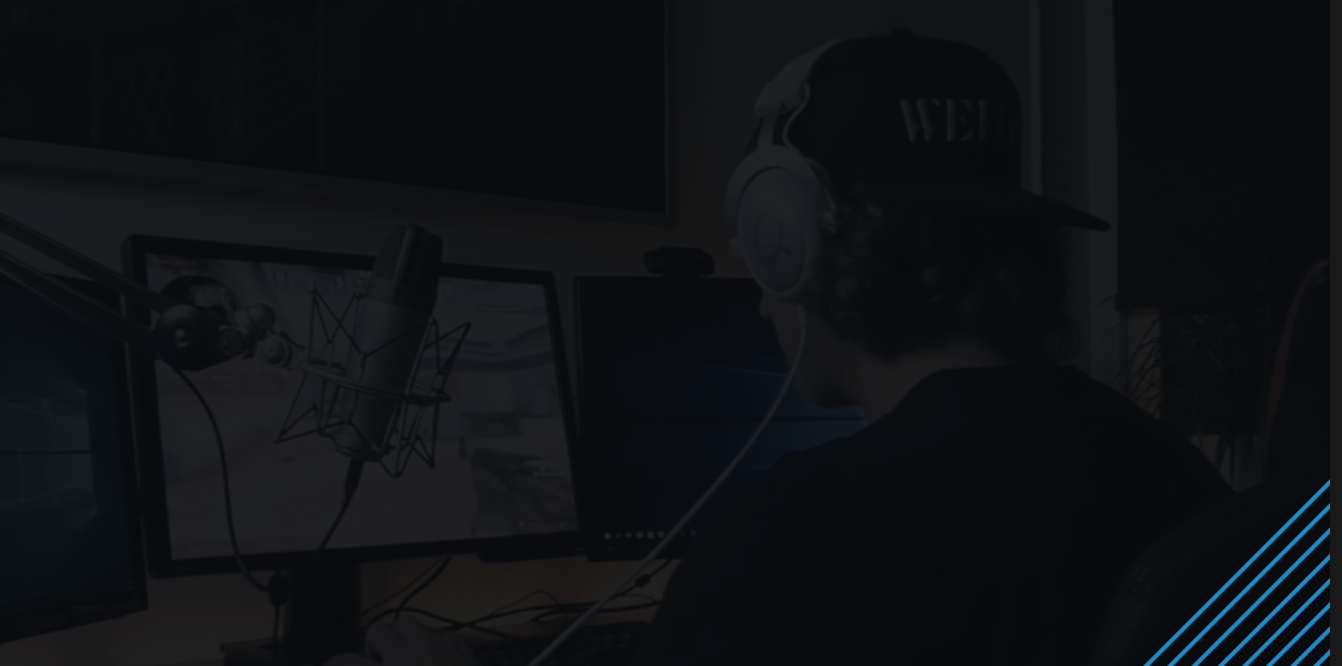 WeHype Streamers page