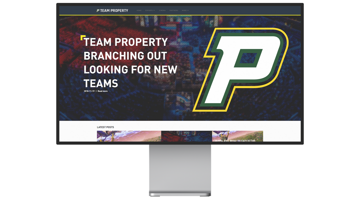 Team Property