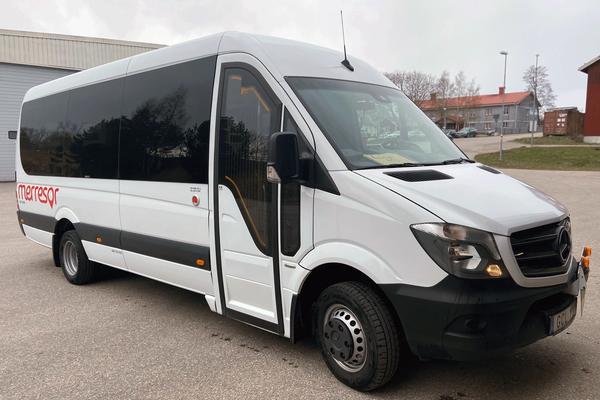Minibussar
