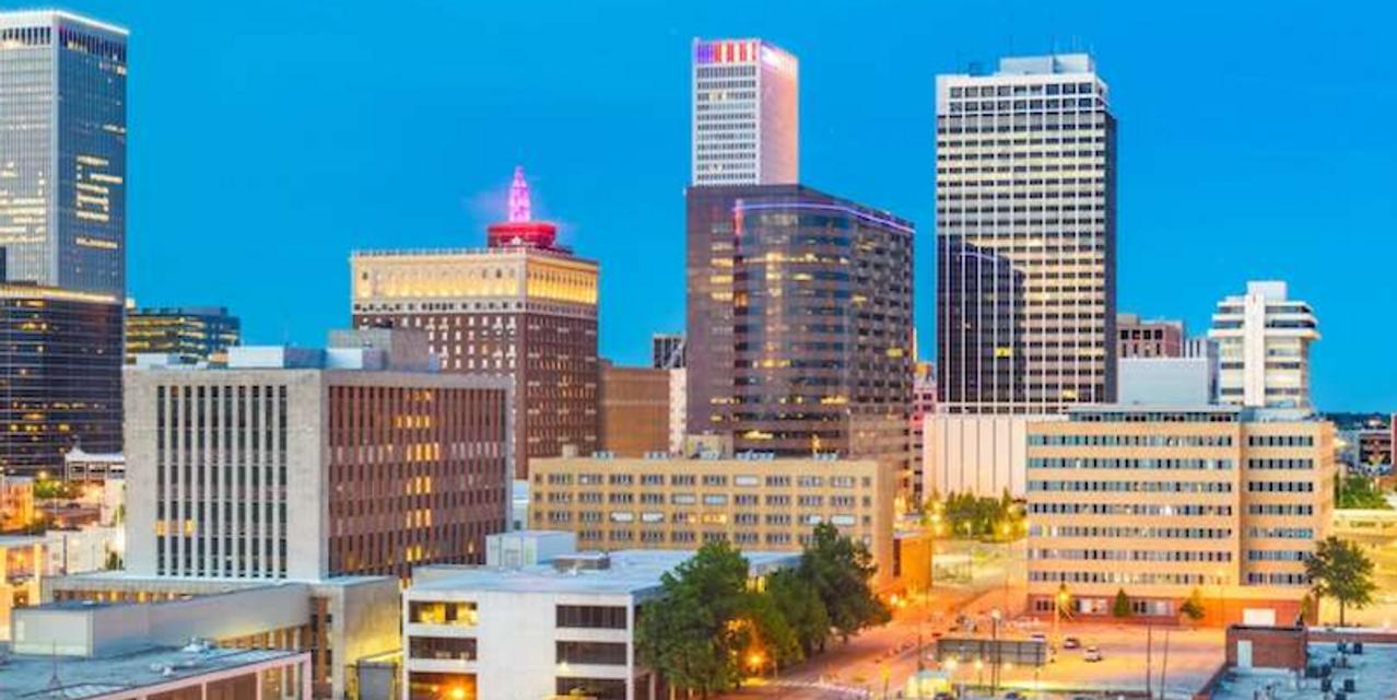 Cover Image for Tulsa, Oklahoma