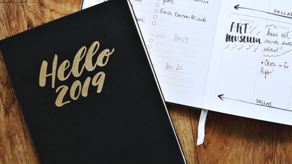 A 2019 journal.