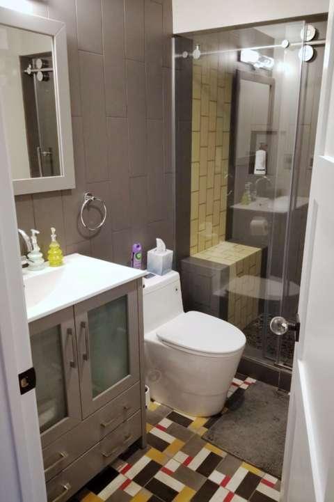 Historic Georgetown, Washington, DC bathroom renovation