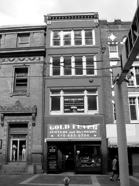 229 Howard Street before
