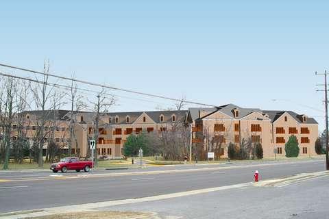 Woodlawn Village Development proposed Marriott Hotel and office buildings, Alexandria, VA