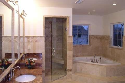 Arlington House bathroom