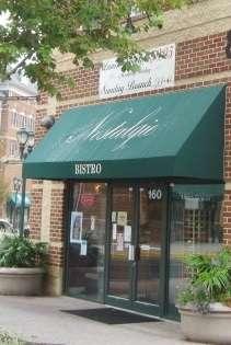 Nostalgia Bistro in Rockville, MD entrance