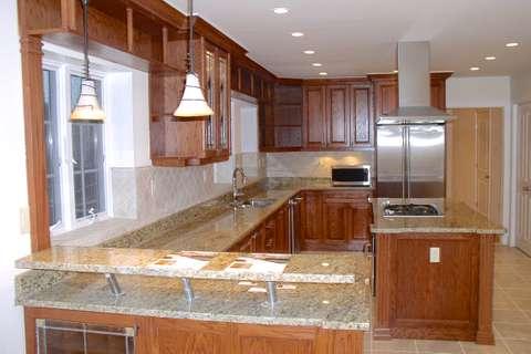Arlington House kitchen
