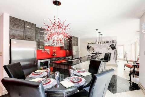 White Heaven kitchen