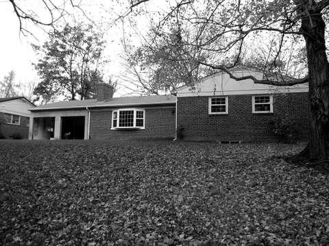 Arlington House before