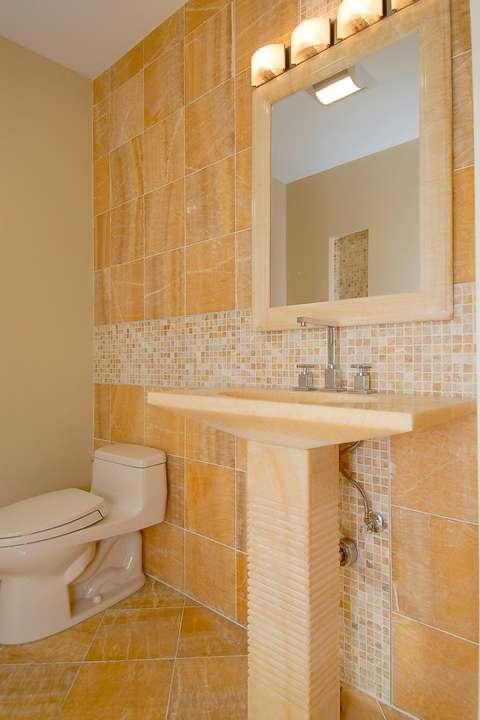 Cabin John bathroom