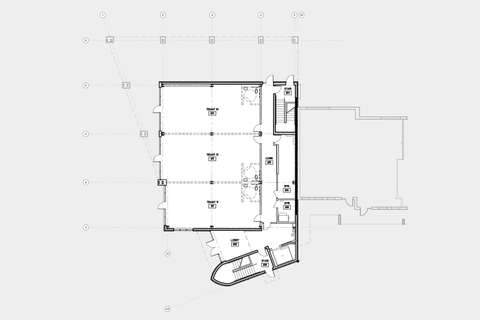 Forbes Building architecture plan
