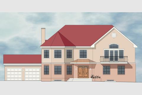 Arlington House facade previz