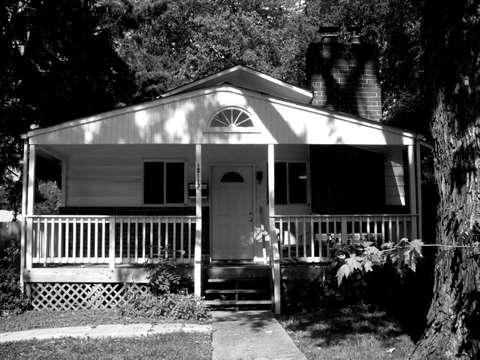 Rockville House before