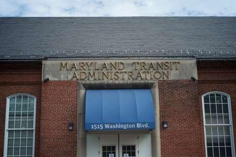 Maryland Transit Administration Bush Division