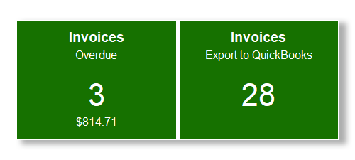 Smart Toolbox - Invoicing and accounting - Use statuses to manage your invoice